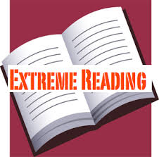 Extreme Reading – Have a look where we have been reading!