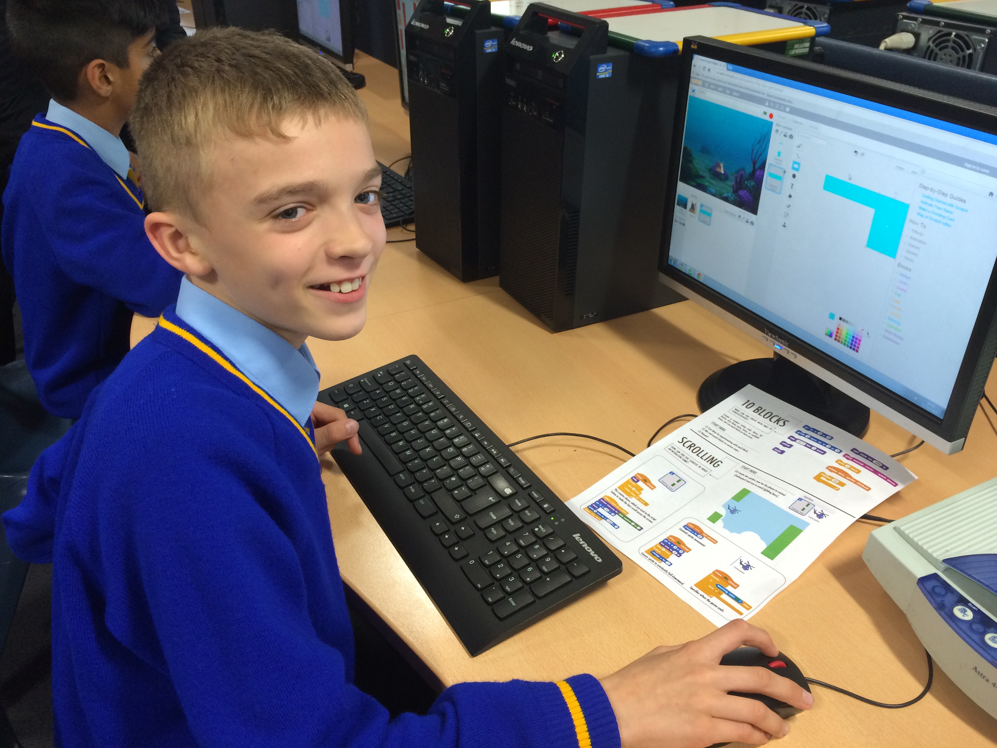 ICT Team – Coding Event @ Sharples