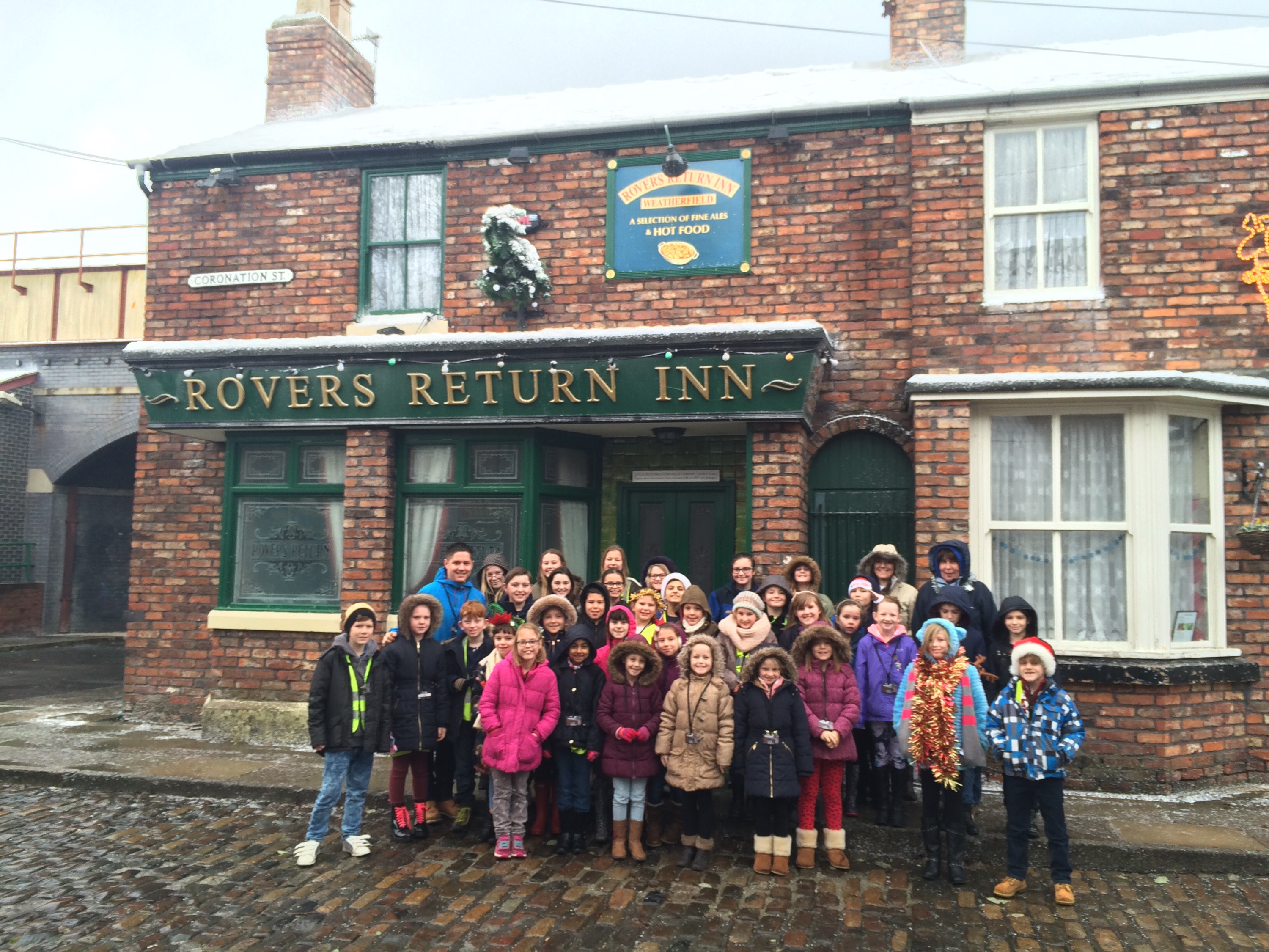 Coronation Street – Choir – Dec 14