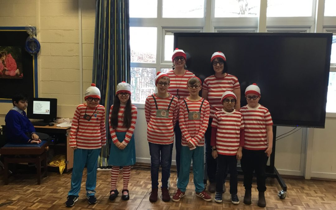 World Book Day 2018!