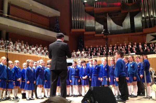 Christmas Carols and Concerts – The Oaks Choir