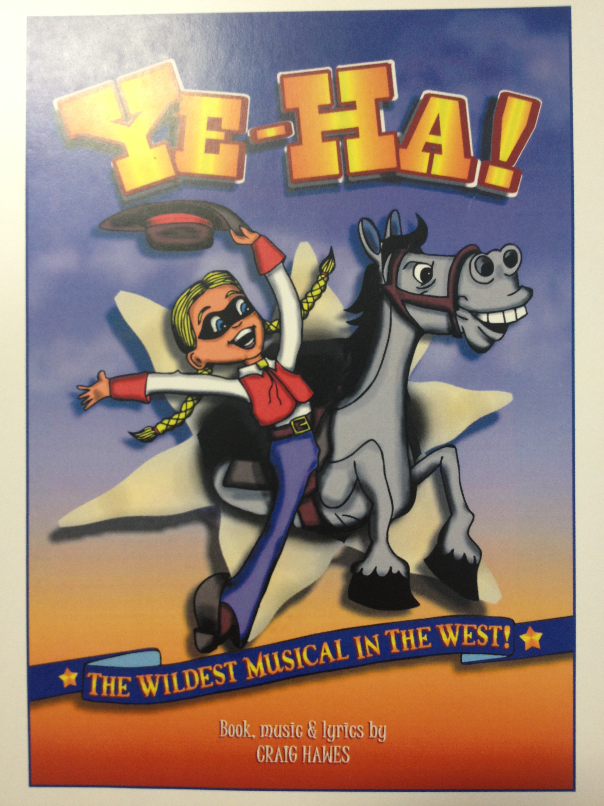Ye-Ha! – Year 6 and Year 5 Production 2013