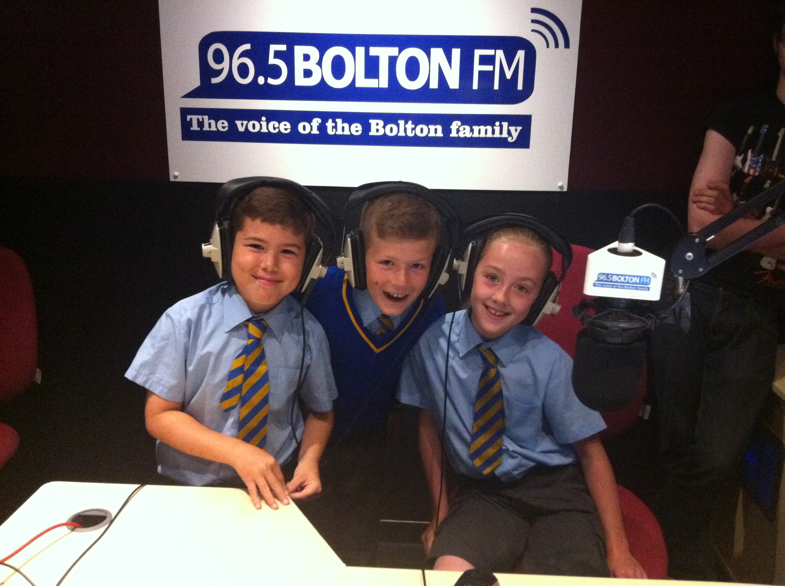 The Oaks Radio at Bolton FM